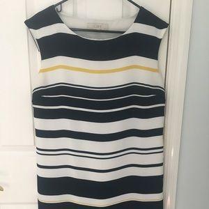 Loft Stripped Dress